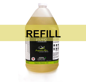 Castile Liquid Soap Bergamot Bliss
