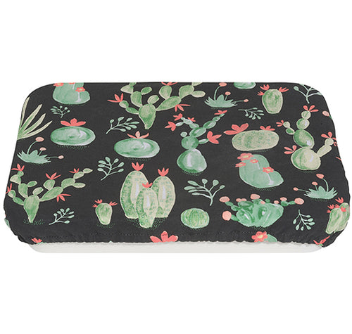 Now Designs Reusable Baking Dish Cover, Cacti