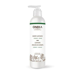 ONEKA | Cedar & Sage Body Lotion 237ml