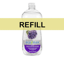 Load image into Gallery viewer, Eco-Max Natural Lavender Ultra Dish Wash
