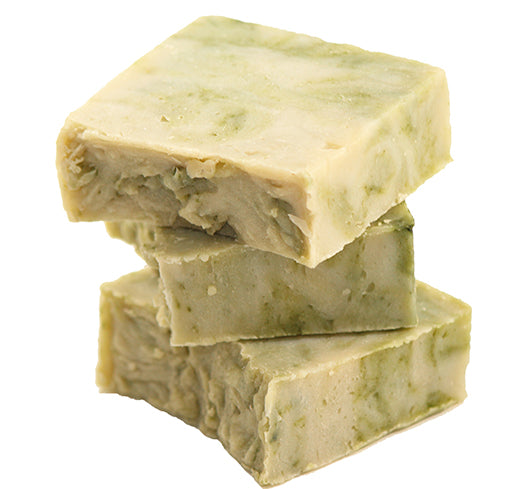 Green Clay & Tea Tree Face Soap | Oily Skin