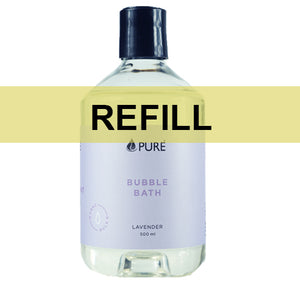 Bubble bath | Lavender | Almond Blossom  by Pure