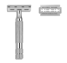 Load image into Gallery viewer, Rockwell 2C - Double Edge Safety Razor