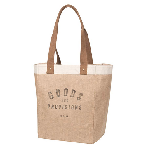 Market Tote, Goods and Provisions