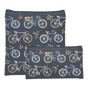 SNACK BAGS (SET OF 2) SWEET RIDE