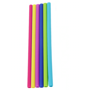 Silicon Drinking Straws