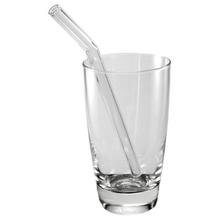 "Load image into Gallery viewer, 8"" 9.5mm Glass Drinking Straws 