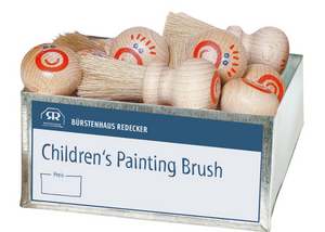 Children's paint brush