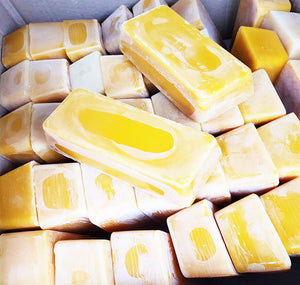 100% pure Canadian beeswax .5 lb