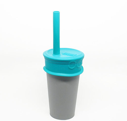 Silicone Lid and Straw | luumi |