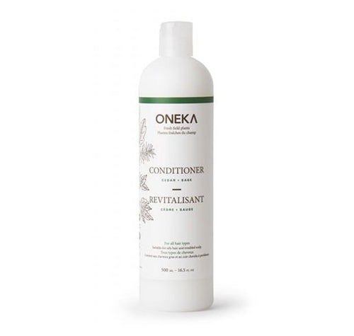 ONEKA | Cedar & Sage Conditioner 500ml