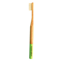 Load image into Gallery viewer, Adult Toothbrush Soft Nylon Green