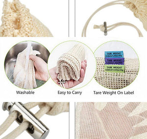 Produce Mesh Cotton Bag