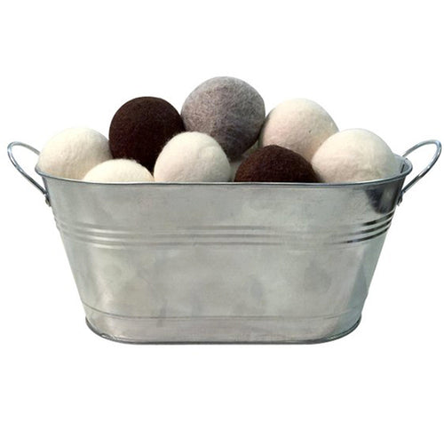 Wool Dryer Balls / By Moss Creek Wool