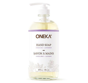 Angelica & Lavender Hand Soap | ONEKA