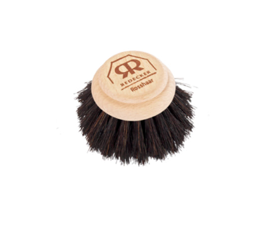 Dish Brush Replacement Head | Black