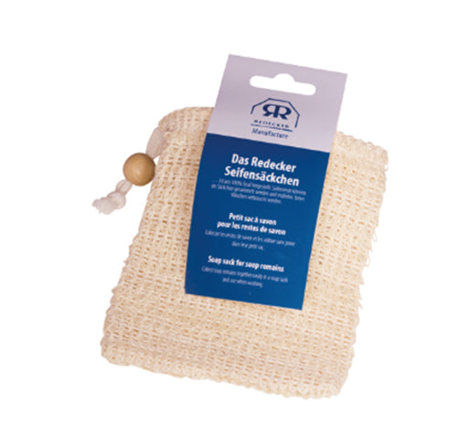 Redecker Exfoliating Soap Pouch