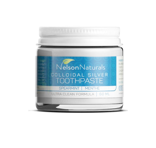 Nelson Naturals Toothpaste Spearmint 60ml