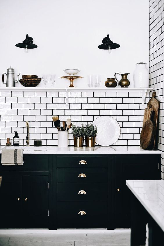 the spa lab black white blog decor inspirations design simple classic