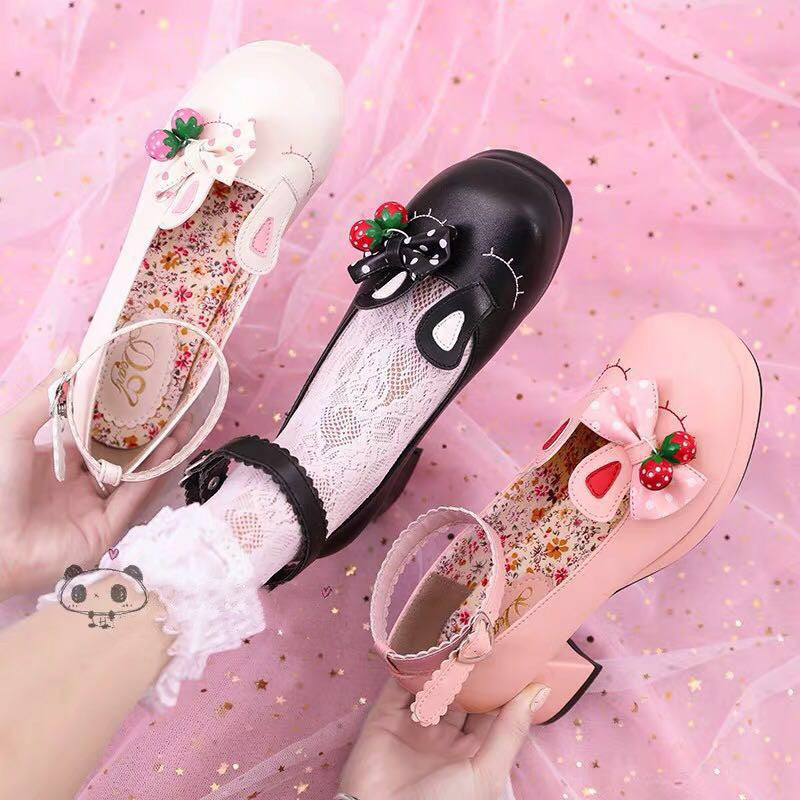 LOLITA EAR BELL SHOES BY50804