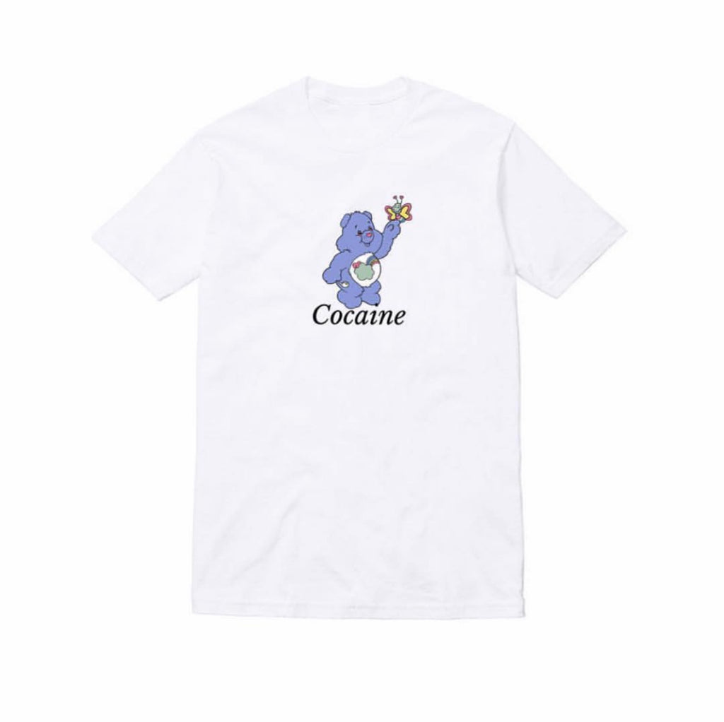 CUTE COCAINE BEAR T-SHIRT BY22224