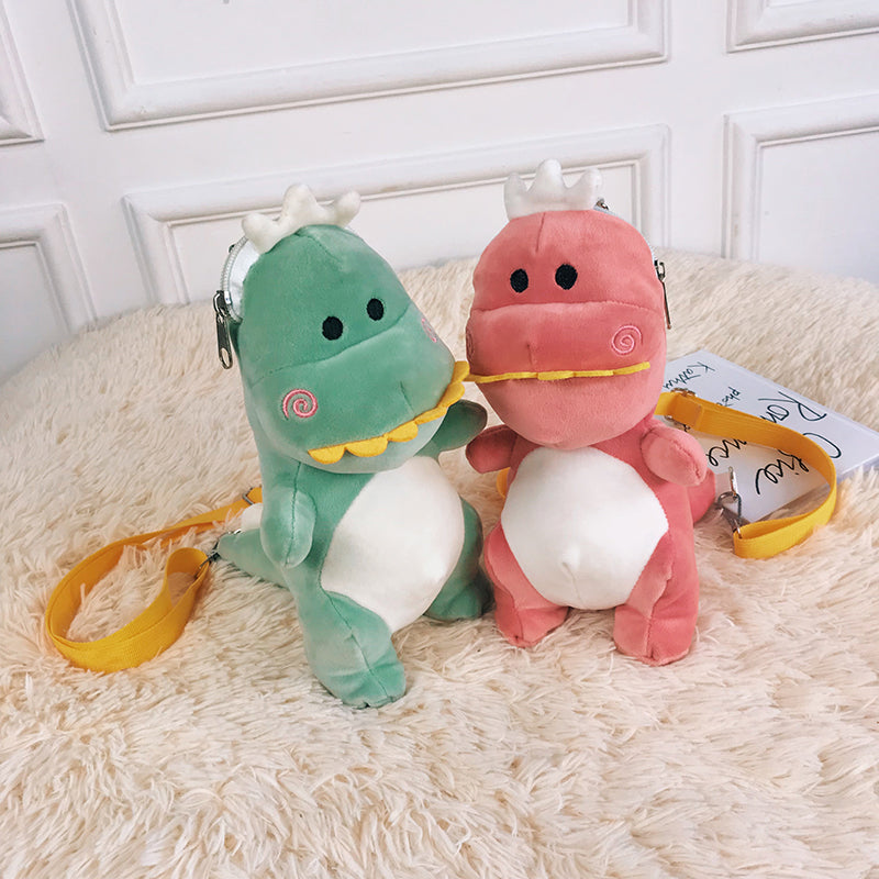 CUTE CARTOON DINOSAUR BAG BY32501