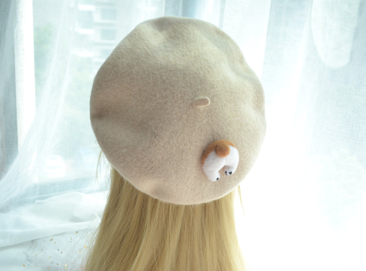 CUTE KIRKEY BUTTOCKS BERET BY51013