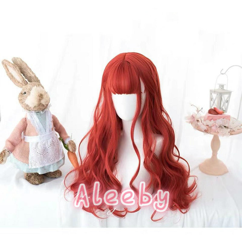 ''ELF ELEGY'' DAILY LONG CURLY WIG BY31143