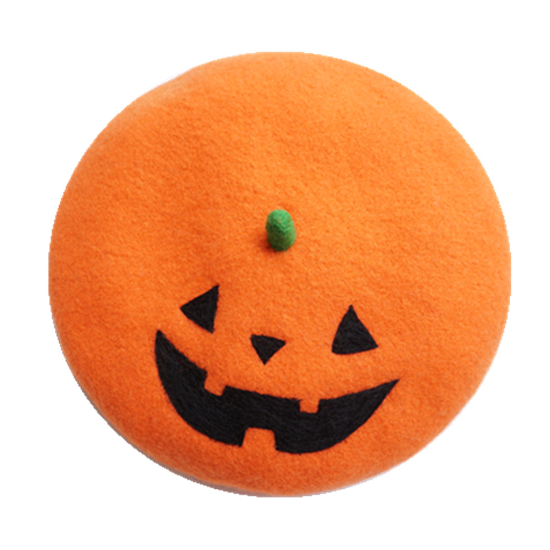 HALLOWEEN PUMPKIN BERET BY51039