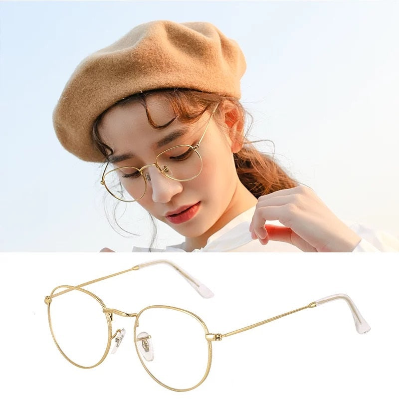 JAPANESE SOFTGIRL GLASSES BY12006