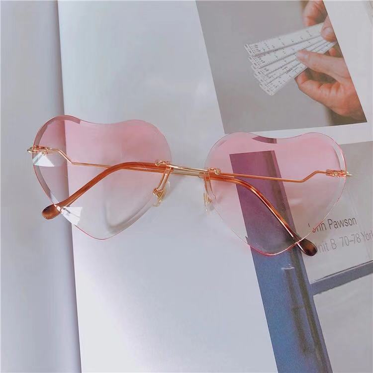 HARAJUKU CUTE TRAVEL PHOTO SUNGLASSES