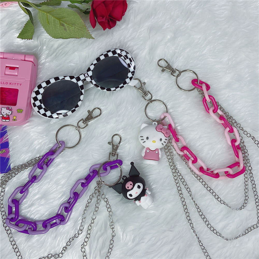 JAPANESE HARAJUKU CARTOON CUTE JK WAIST CHAIN BY77735