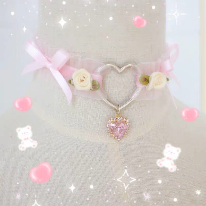 JAPANESE CUTE CHOKER BY13017