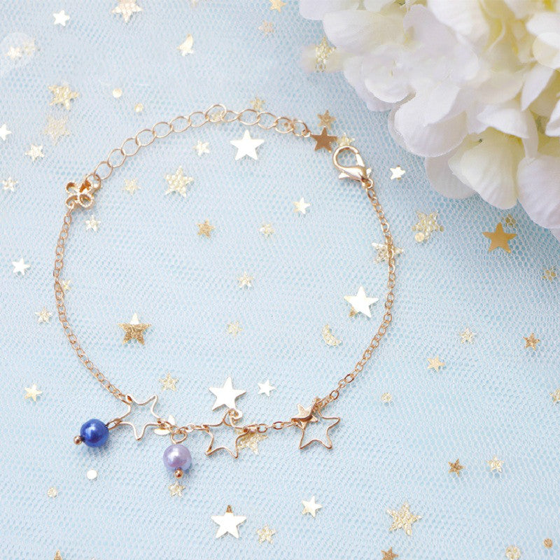 JAPANESE CUTE STAR BRACELET