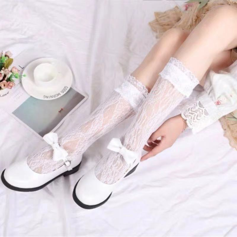 JAPANESE LOLITA LOW HEEL SHOES BY99666