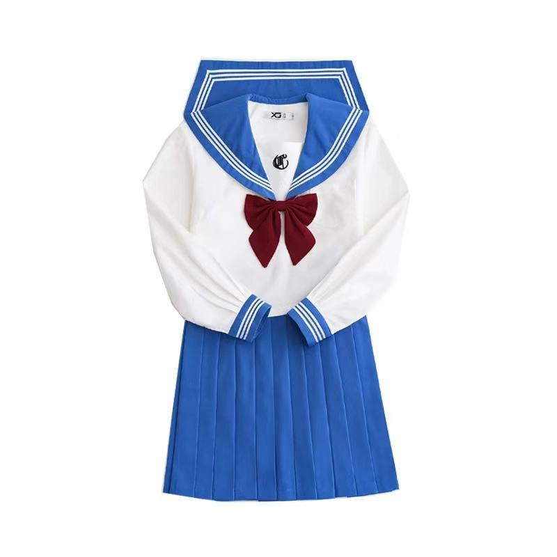 JAPANESE SOFT SISTER SAILOR SUIT