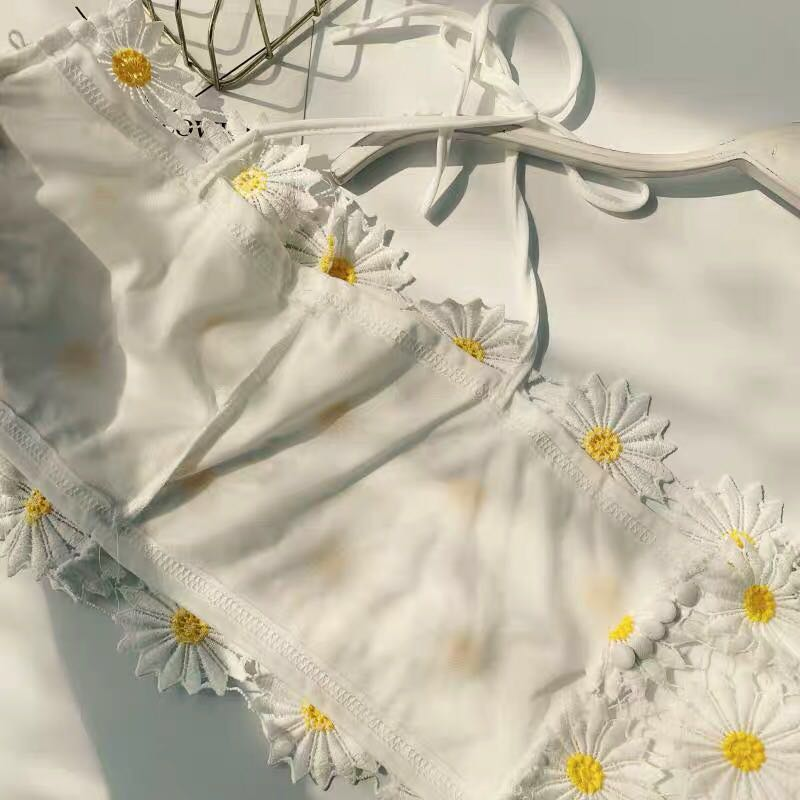 LACE DAISY SHIRT BY22107