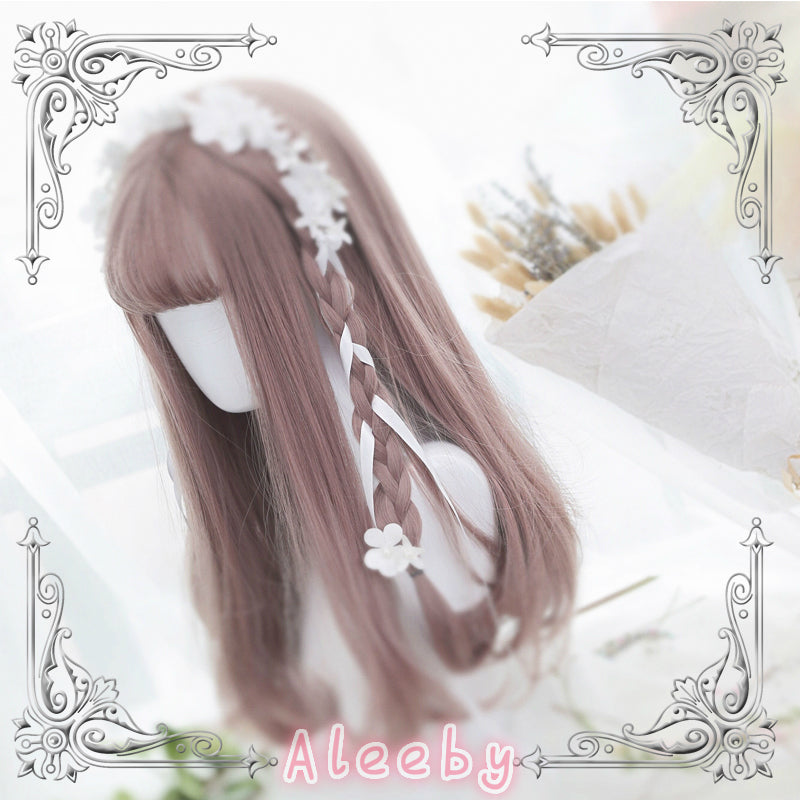 [LETITIA] AIR BANGS WIG BY31090
