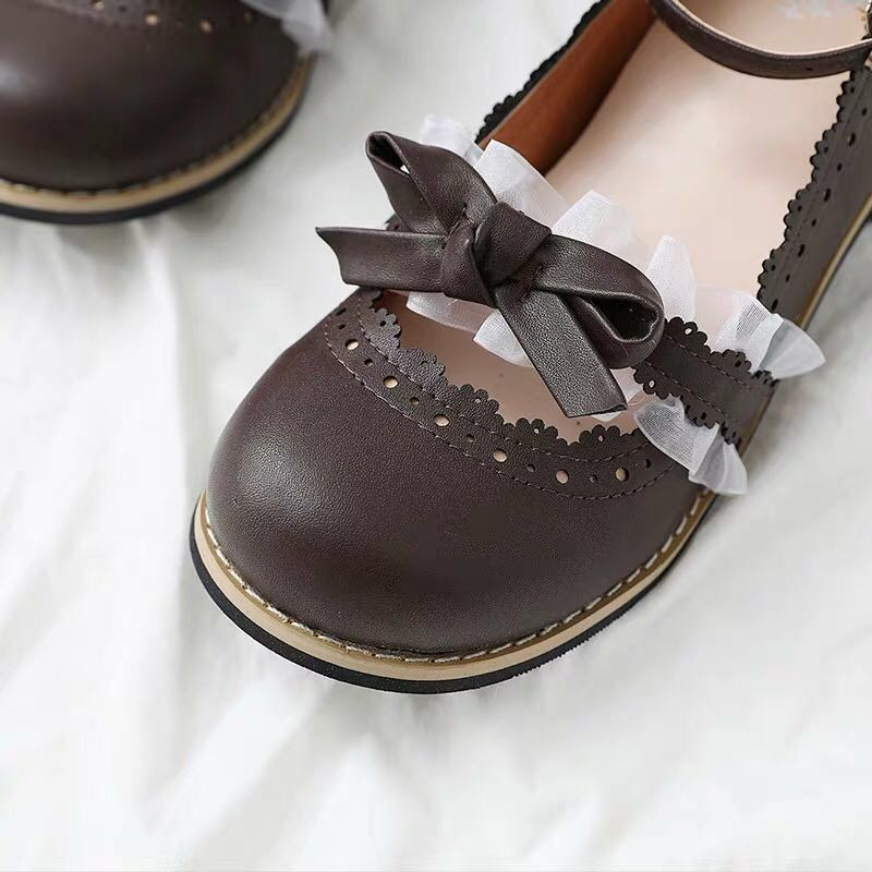 LOLITA BOW SHOES BY50813