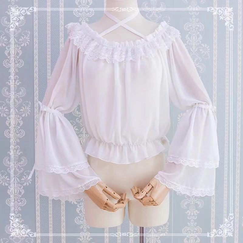 LOLITA CUTE INNER SHIRT BY22230