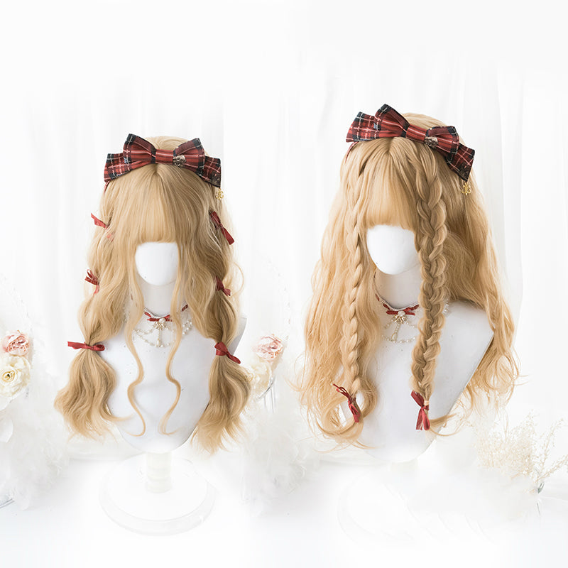 LOLITA EGG ROLL LONG WIG BY31112
