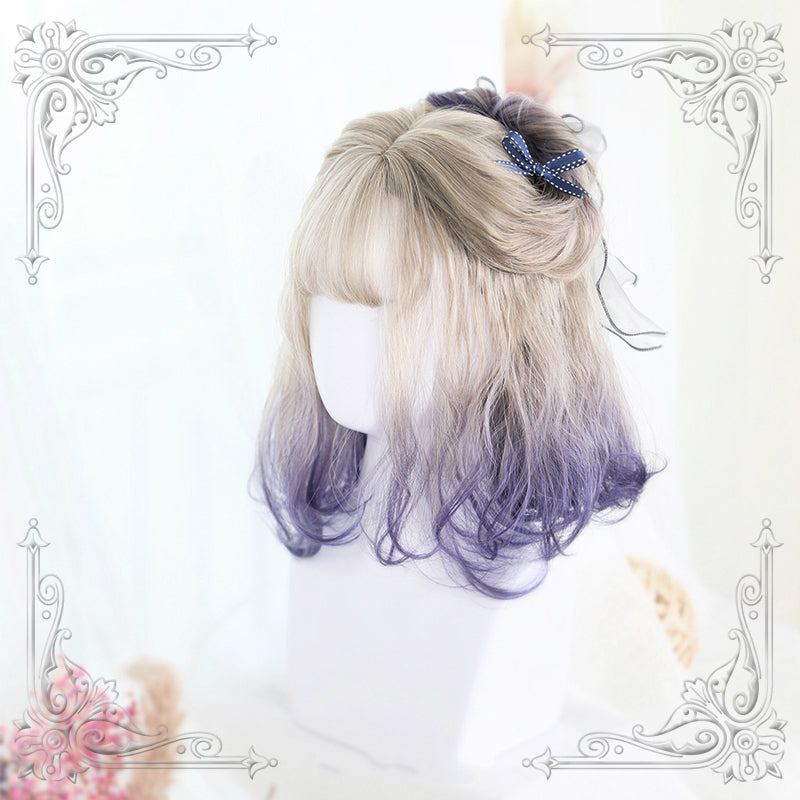 LOLITA ''GRAFFITI GIRL'' MICRO-CURLY SHORT WIG BY31015