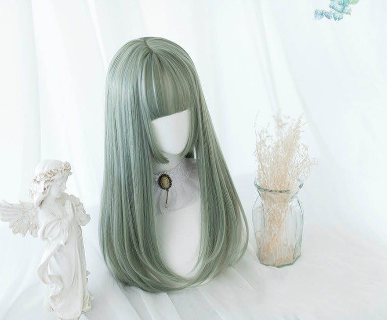 LOLITA HIME CUT LONG STRAIGHT WIG BY31132
