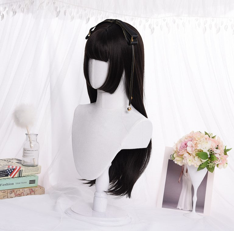 LOLITA PRINCESS CUT LONG STRAIGHT WIG