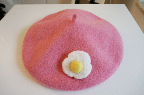 ''MACAROON EGG'' BERET BY51026