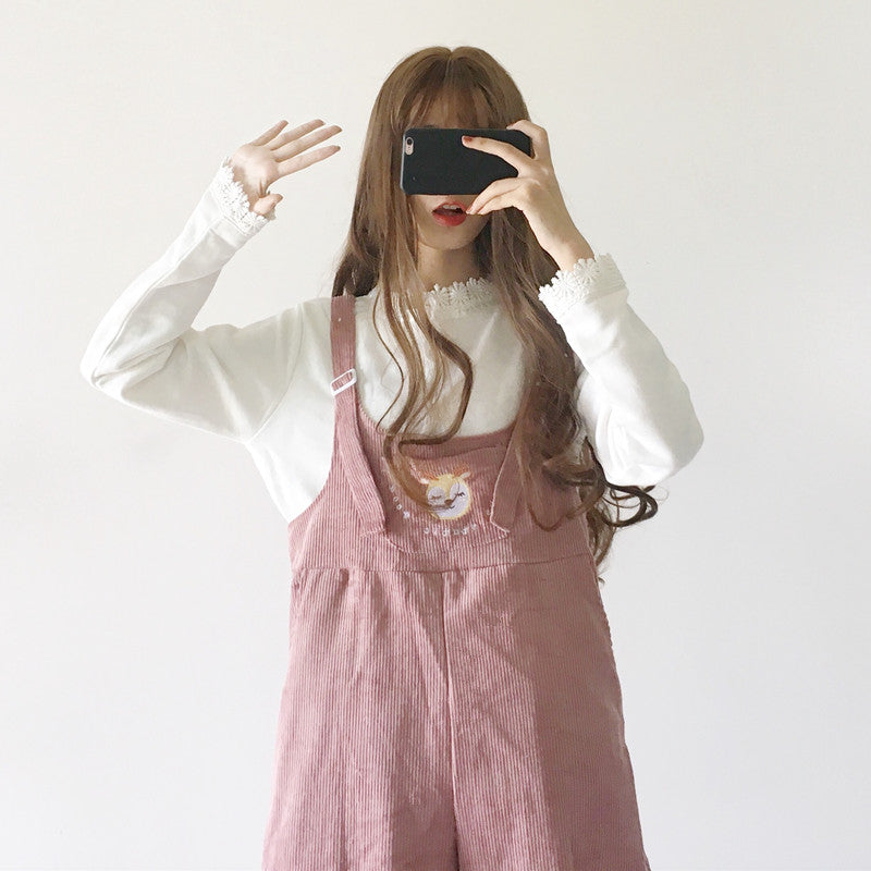 JAPANESE KAWAII OVERALLS BY63112