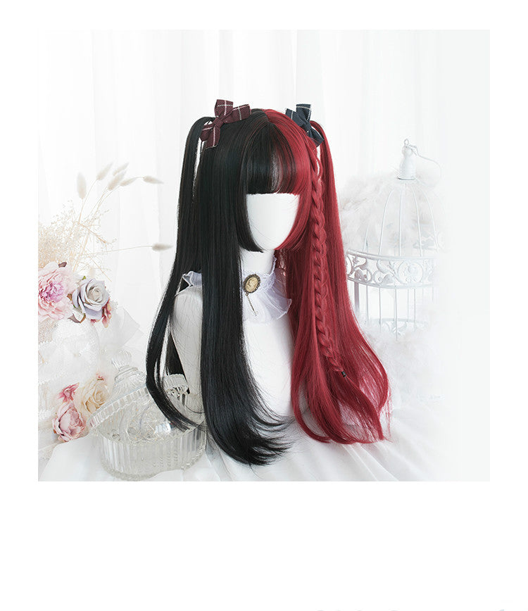 LOLITA [SPLIT GIRL] LONG HIME CUT WIG BY31033