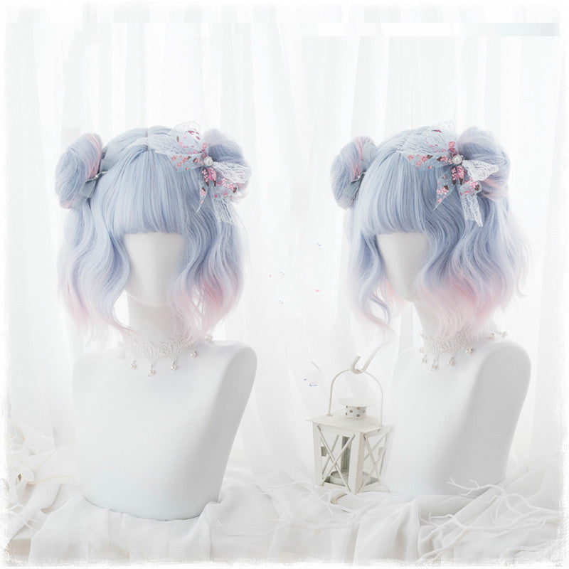 LOLITA SHORT CURLY WIG BY31022