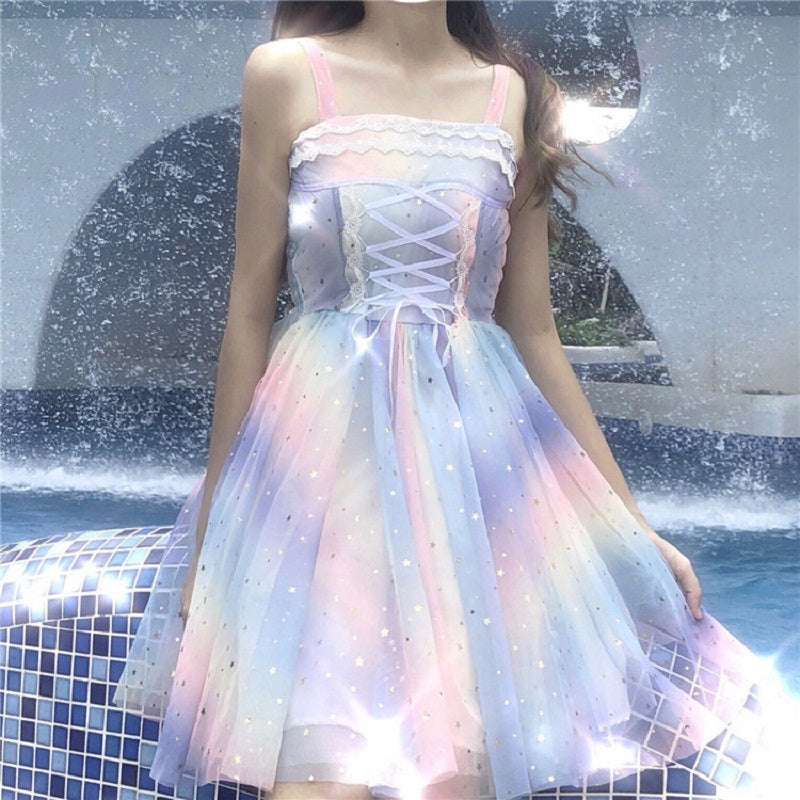 PRINCESS BLING BLING DRESS BY71126