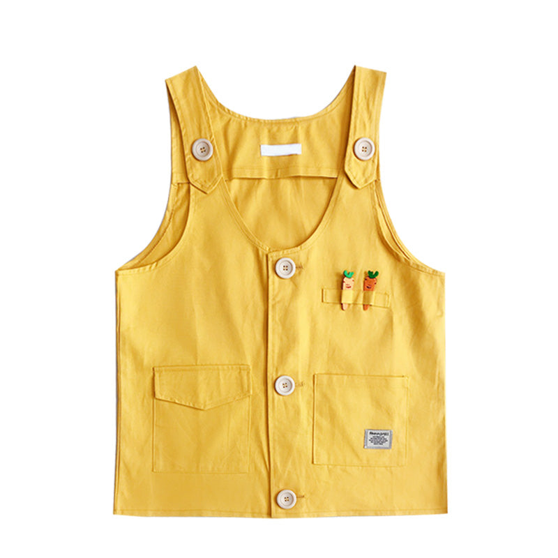 JAPANESE CUTE VEST BY22365